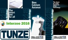 Tunze® scopre le sue carte per L'Interzoo 2016