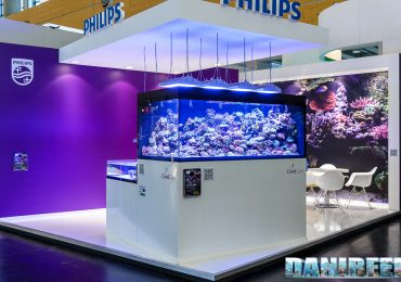 2016_05 Interzoo Norimberga Philips CoralCare Plafoniera Led acquario marino layout 02