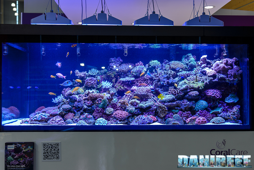 2016_05 Interzoo Norimberga Philips CoralCare Plafoniera Led acquario marino layout 03