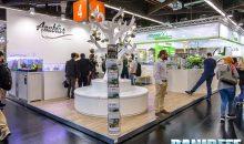 Interzoo 2016: lo stand Anubias, le lampade Tekno Green e l'aquascaping