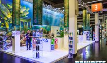 Interzoo 2016: lo stand Arka, i prodotti Microbe-Lift e la bellissima Dosing Station