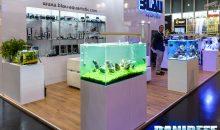 Interzoo 2016: lo stand Blau aquaristic con i nuovi schiumatoi Scuma MKB