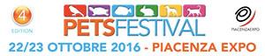 PetsFestival 2016 - fiera nazionale animali da compagnia - 22/23 ottobre 2016