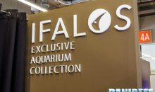 Interzoo 2016: Lo stand Ifalos, geometrie e design per acquari d'autore