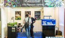Interzoo 2016: Lo stand Kessil con la plafoniera led AP700