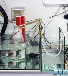 How to reduce the aquarium power consumption