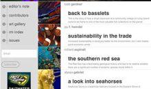 Reefs Magazine autunno 2016 è appena uscito. Scoprite come leggerlo
