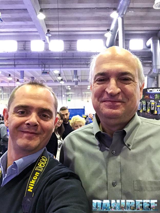 DaniReef e Michael Paletta al PetsFestival 2016