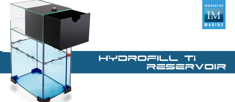 hydrofill-ti-reservoir - serbatoio di rabbocco