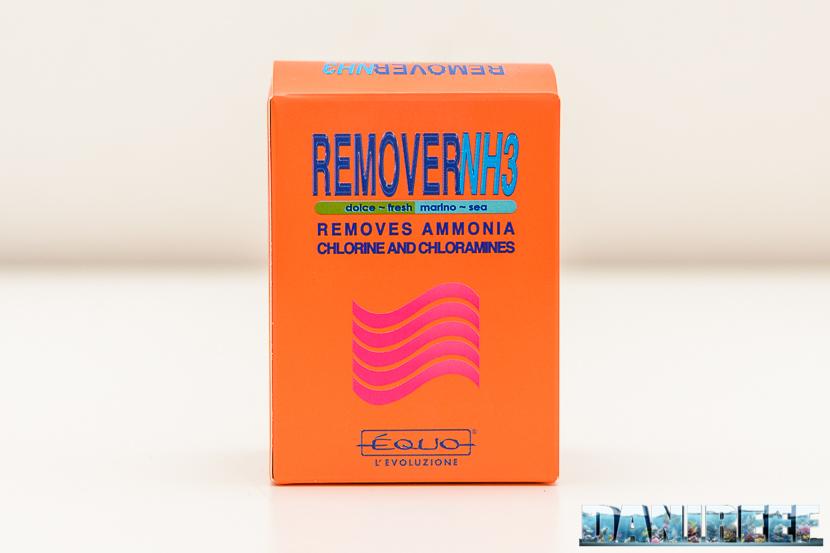 Equo Remover NH3 - contro ammoniaca, cloro e cloramine