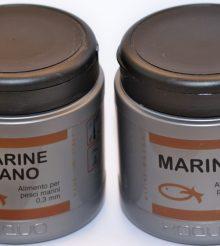 XAqua Marine Nano e Marine 2 – Alimento granulare per pesci marini