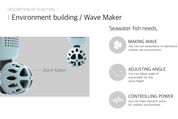 aquapro aquarium controller - Caratteristiche della pompa