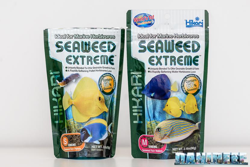 Mangime granulare in Alghe Seaweed Extreme by Hikari - confezione esterno
