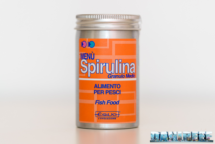 equo menu spirulina: the can