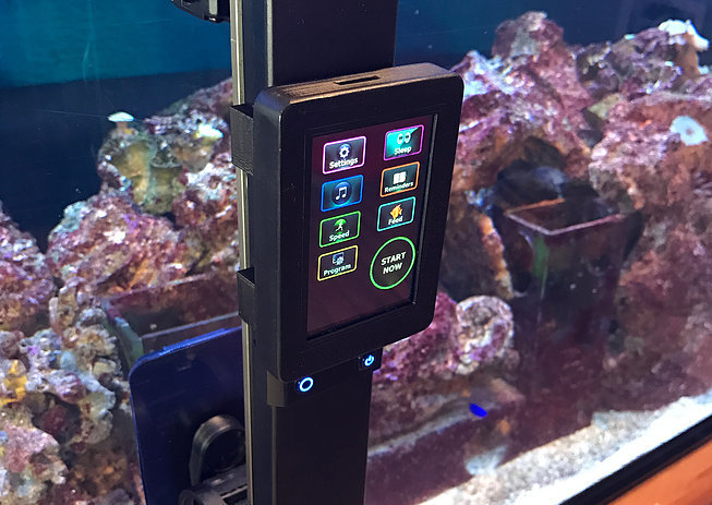 Plafoniere Con Calamita : Ocean swipe calamita automatica per acquari finalmente