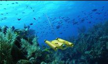 Gladius Ultra HD drone subacqueo per l'esplorazione del mondo sottomarino