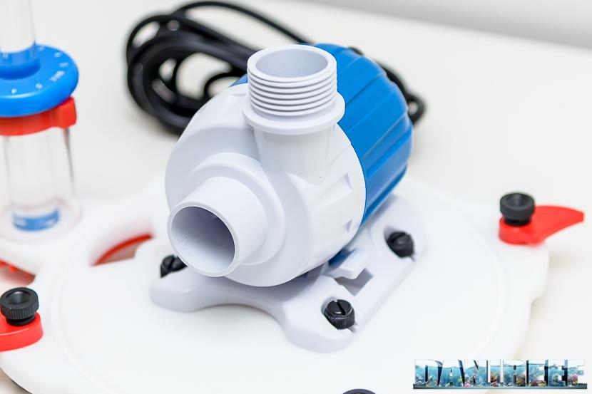 schiumatoio Bubble Magus Curve D8 - pompa BM DC S20