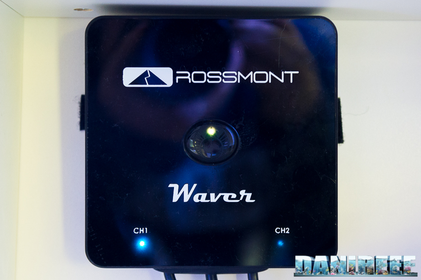 Rossmont Waver in azione nel mio mobile