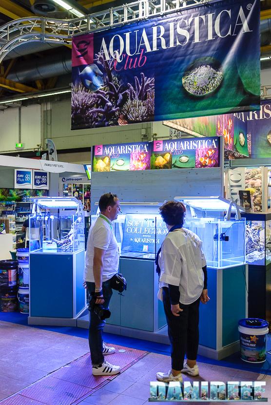 Zoomark 2017 e lo stand Aquaristica
