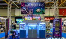 Zoomark 2017: lo stand Aquaristica con i biotopi e tante novità