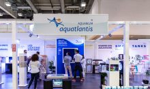 Zoomark 2017: Aquatlantis and jellyfish aquariums