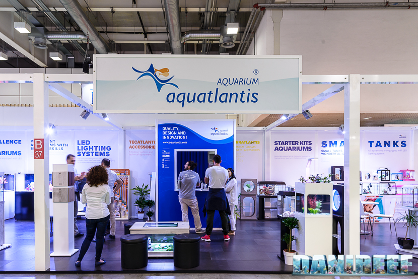 Zoomark 2017: lo stand aquatlantis