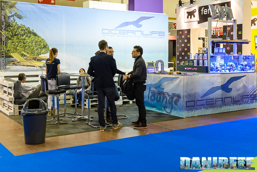 Zoomark 2017: lo stand OceanLife