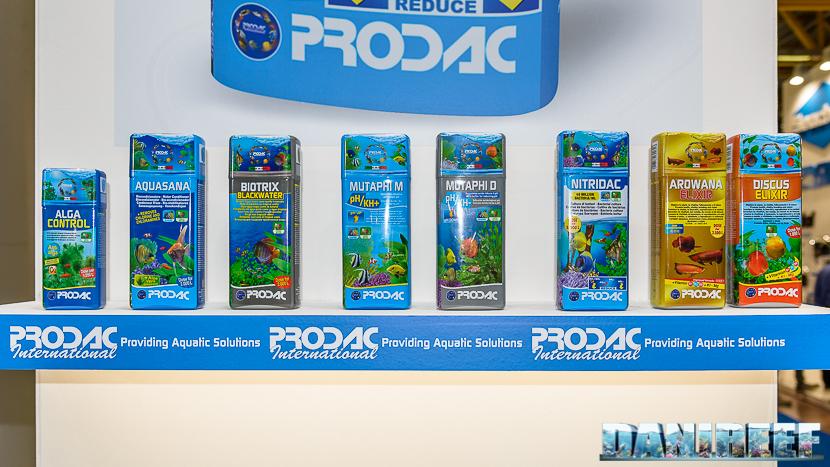 I nuovi prodotti Prodac allo Zoomark 2017