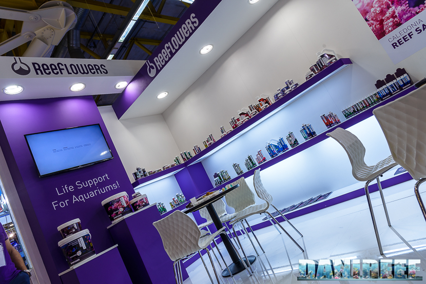 Zoomark 2017: lo stand ReeFlowers