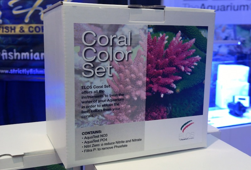 Elos Coral Color Set