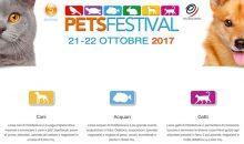 PetsFestival 2017 si comincia! Tutte le informazioni sulla fiera