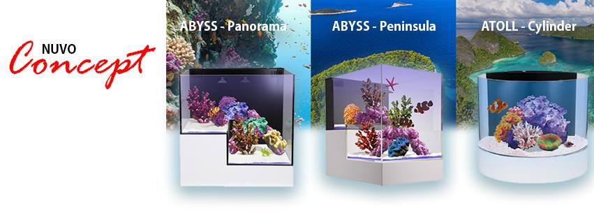 Nuvo Concept Abyss Panorama - Peninsula e Atoll