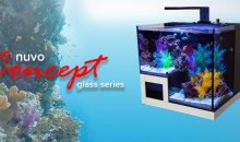 Nuvo Concept Abyss Panorama: lo splendido acquario drop off di Innovative Marine