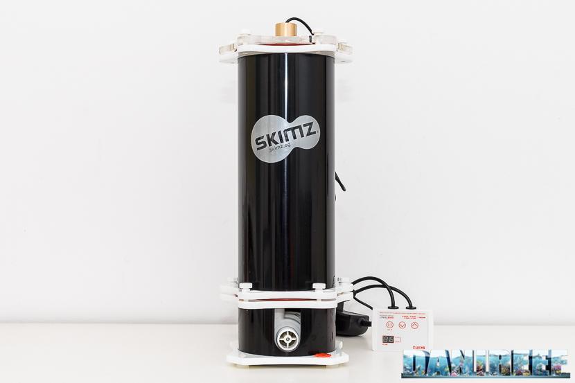 reattore di macroalghe Skimz MBR127