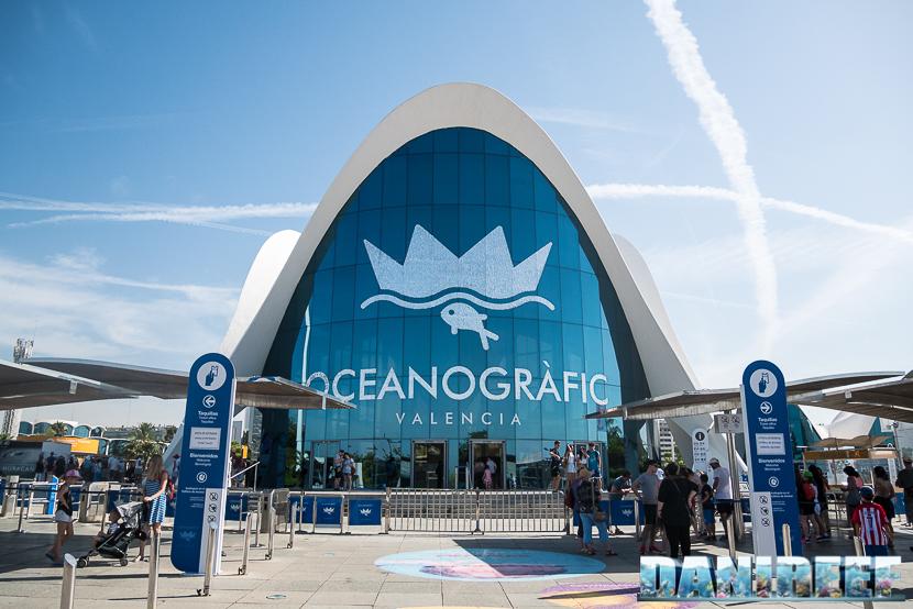 Oceanografic di Valencia