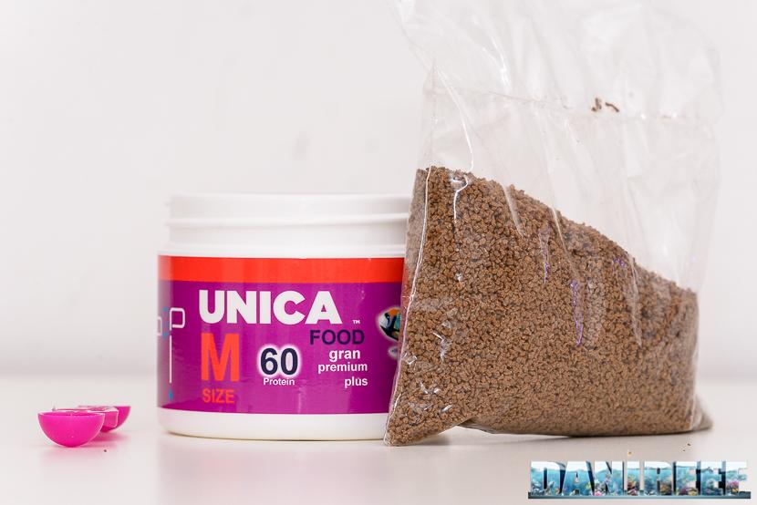 AGP Unica Gran Premium Plus - mangime granulare iperproteico - contenuto della confezione