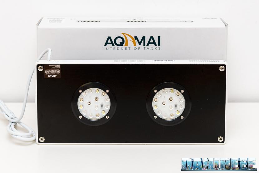 Aqamai LRM - il test sulla nuova plafoniera italiana