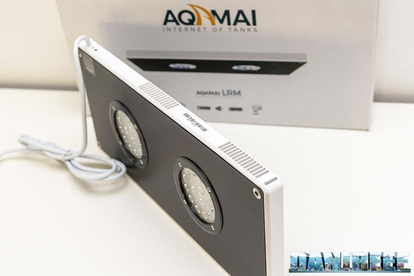 Aqamai LRM - Il design