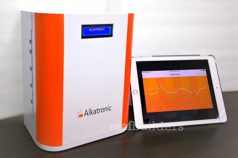 Alkatronic controller per KH da Focustronic