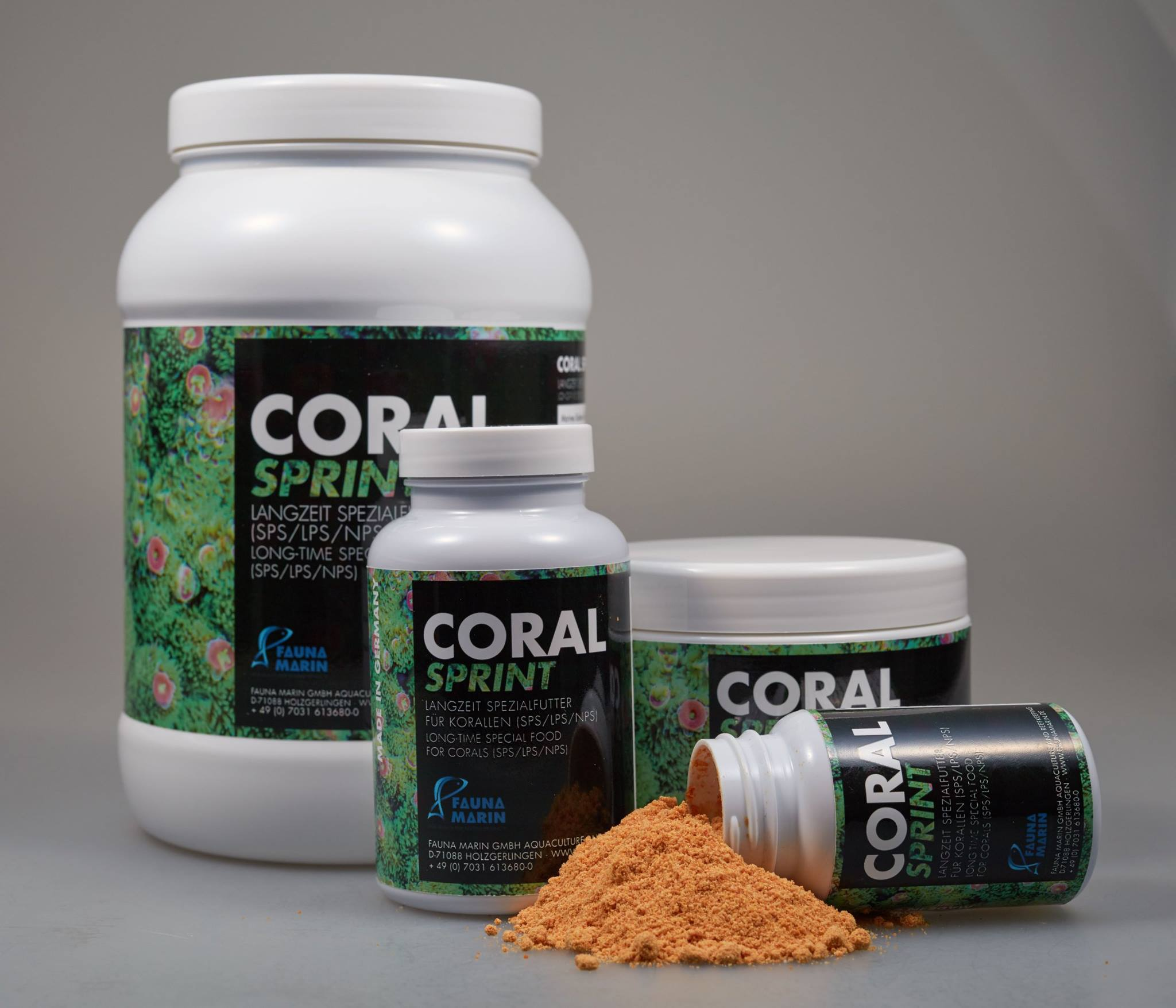 Fauna Marin Coral Sprint - alimentazione per coralli SPS