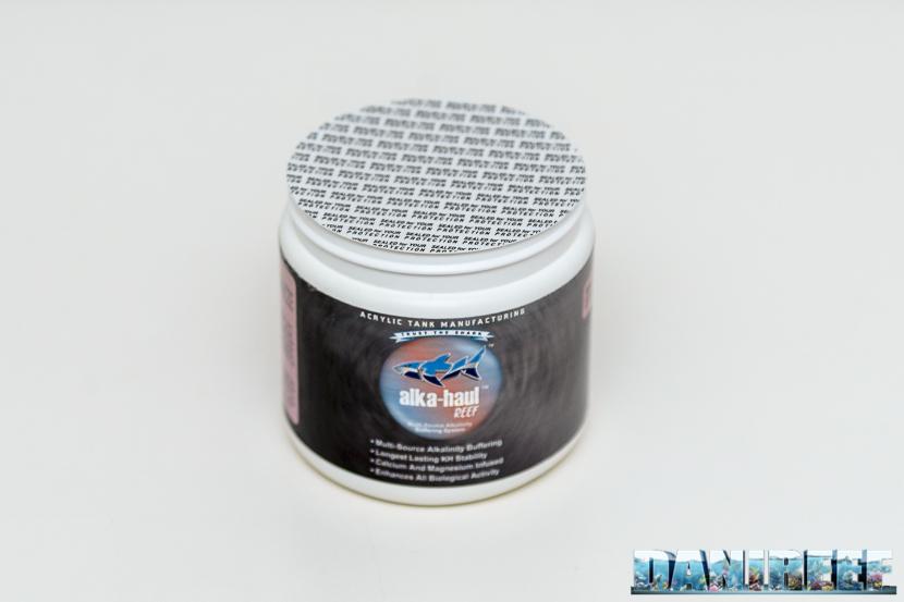 ATM Alka Haul Reef, buffer per kh: la confezione