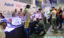 Aquascaping al PetsFestival 2017 con ITAU Equo Amtra Gaia Italia Anubias Newa Askoll JBL