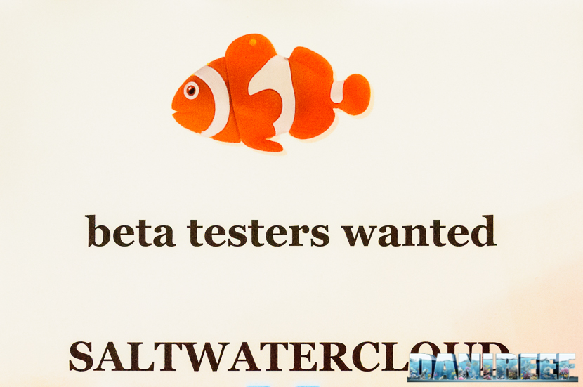 PetsFestival 2017: ricerca betatester per il sistema SaltWaterCloud