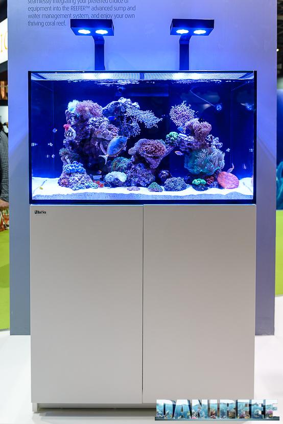 Red Sea al Cips 2017 presenta la nuova rete di copertura personalizzabile per acquari
