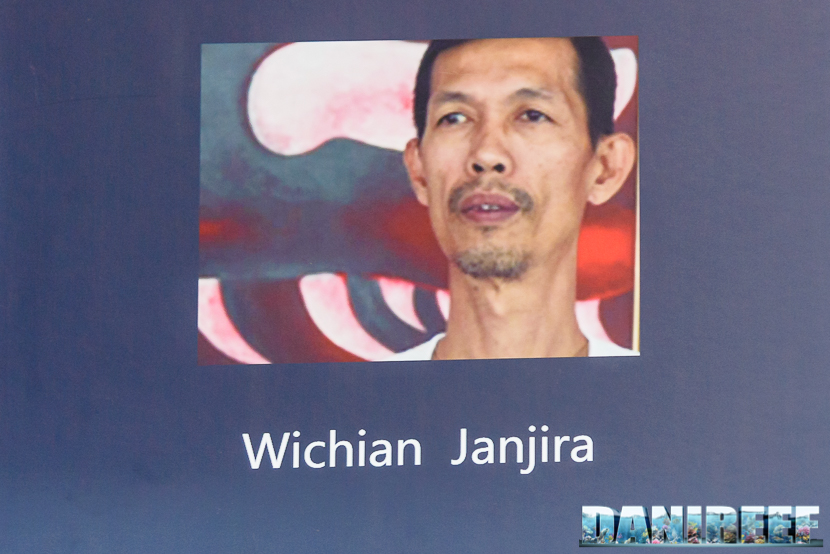 CIPS 2017: Aquascaping Contest Wichian Janjira