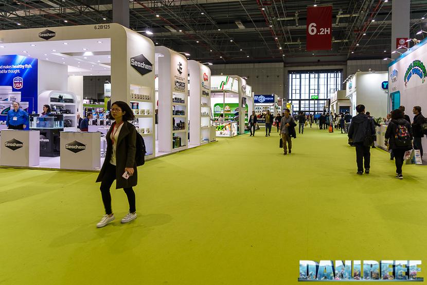 Cips 2017 a Shanghai: gli stand