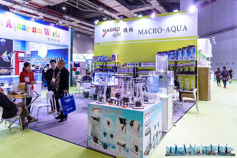 CIPS 2017: Stand Macro Aqua