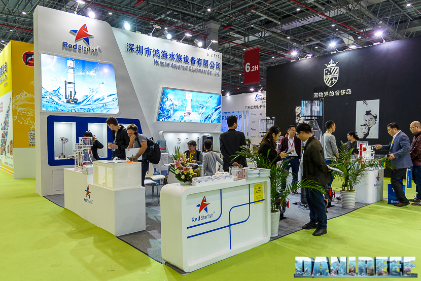 CIPS 2017: lo stand RedStarFish