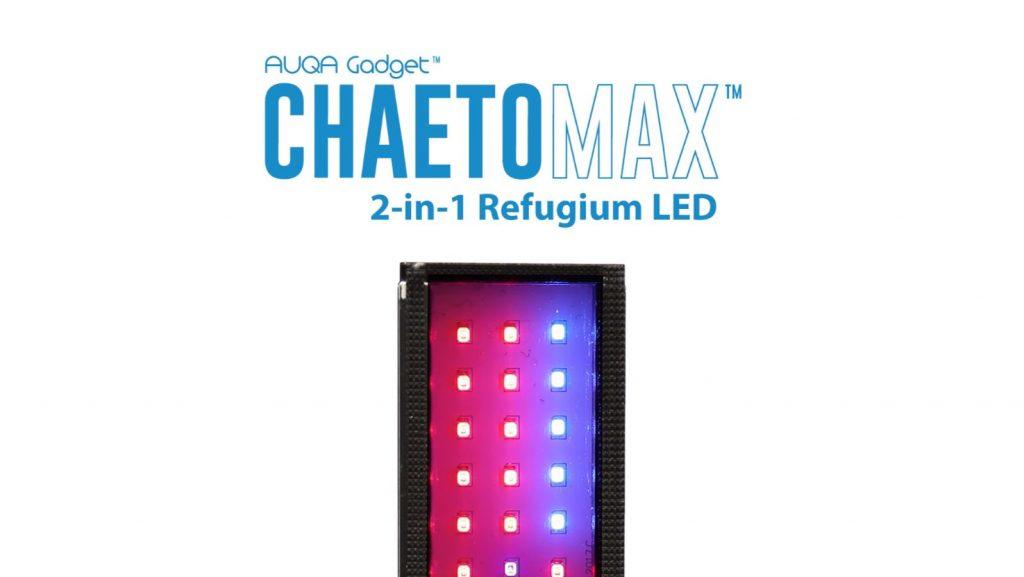Plafoniera ChaetoMax 2-in-1 Refugium Led: plafoniera per MacroAlghe - advertising