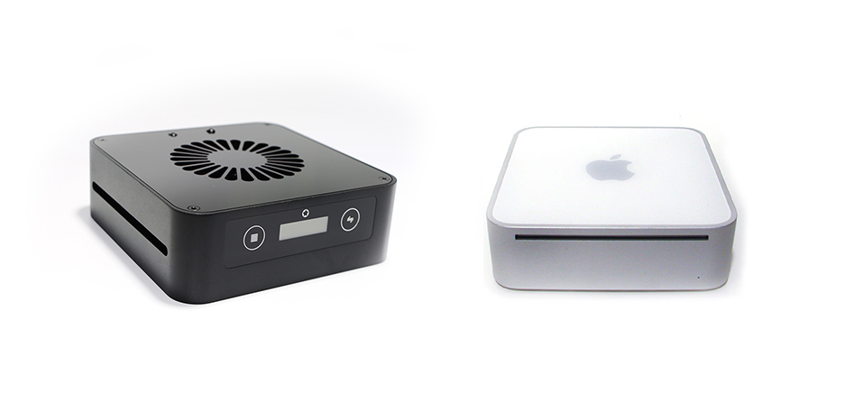 MicMol Aqua mini ed Aqua Pro: il design